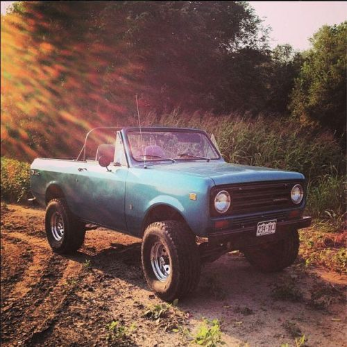 Find Used 1971 Ford F250 Highboy Sport Custom 4x4 Rare: International Harvester Scout II 1971 Base