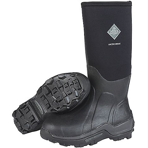 Muck Arctic Sport Steel Toe Boot: FEATURES of the Muck Arctic Sport… #NorthFaceJackets #PatagoniaJackets #ArcteryxJackets #MountainHardwear
