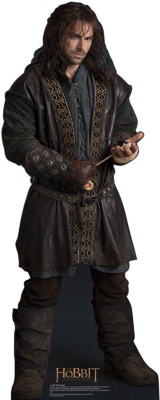 Kili The Dwarf - The Hobbit Lifesize Standup (I need this!)