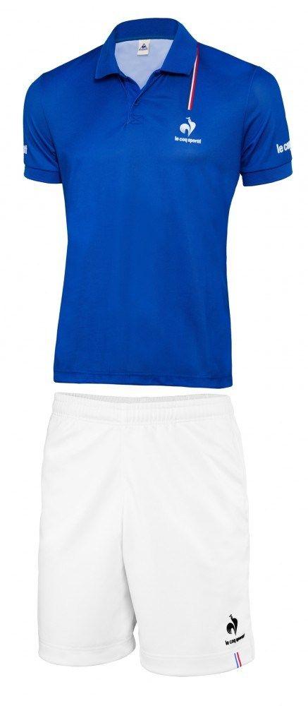 Le Coq Sportif unveils Richard Gasquet Davis Cup outfit