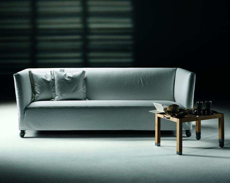 FLEXFORM FILIBERTO sofa, designed by Paolo Nava & Antonio Citterio, 1980.