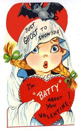 1077 best Vintage Valentine Images images on Pinterest