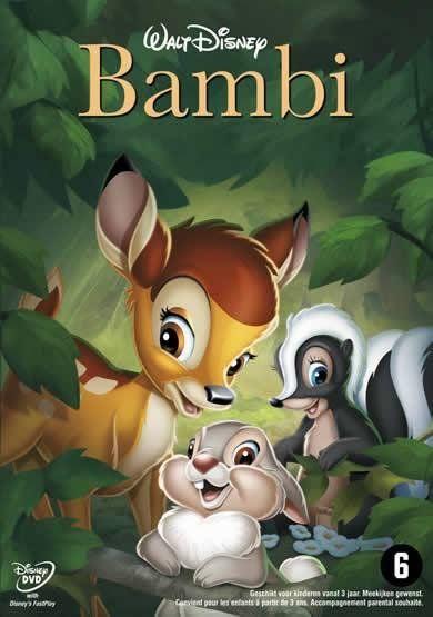 Bambi (DVD) #disney #disneydvd #disneyclassics #bambi