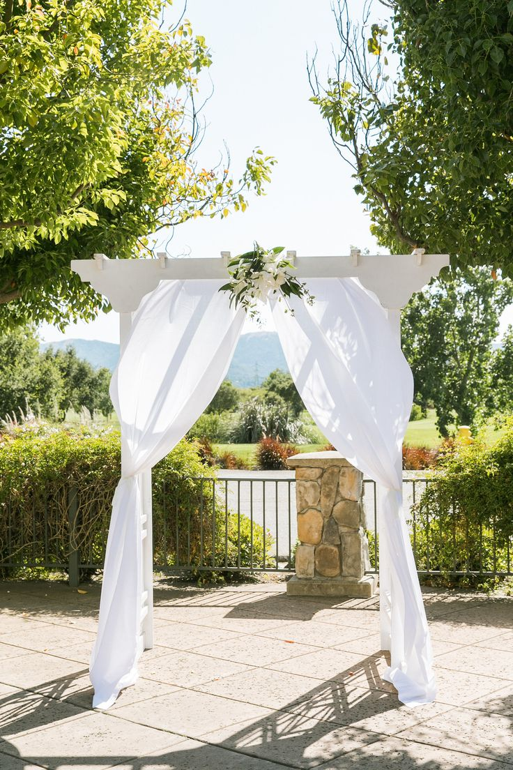 beautiful wedding places in northern california%0A White  u     Wine Wedding in San Francisco   Novato