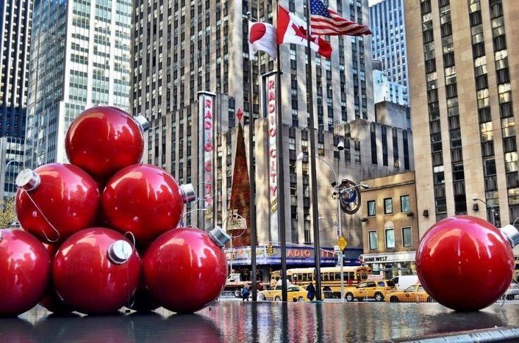 Γιορτές στη Νέα Υόρκη- 8 ημέρες – Antaeus Travel | Γραφείο Γενικού Τουρισμού New York Xmass Christmas Holidays antaeustravel