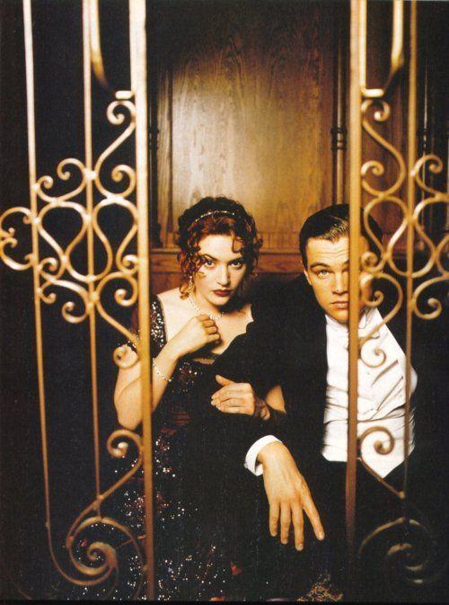 Titanic; Rose and Jack; Kate Winslet; Leonardo DiCaprio