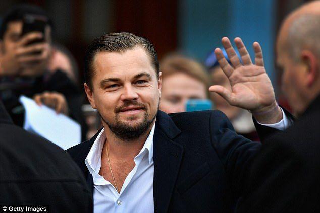 The Leonardo DiCaprio Foundation donated $1 million to the newly established United Way Harvey Recovery Fund