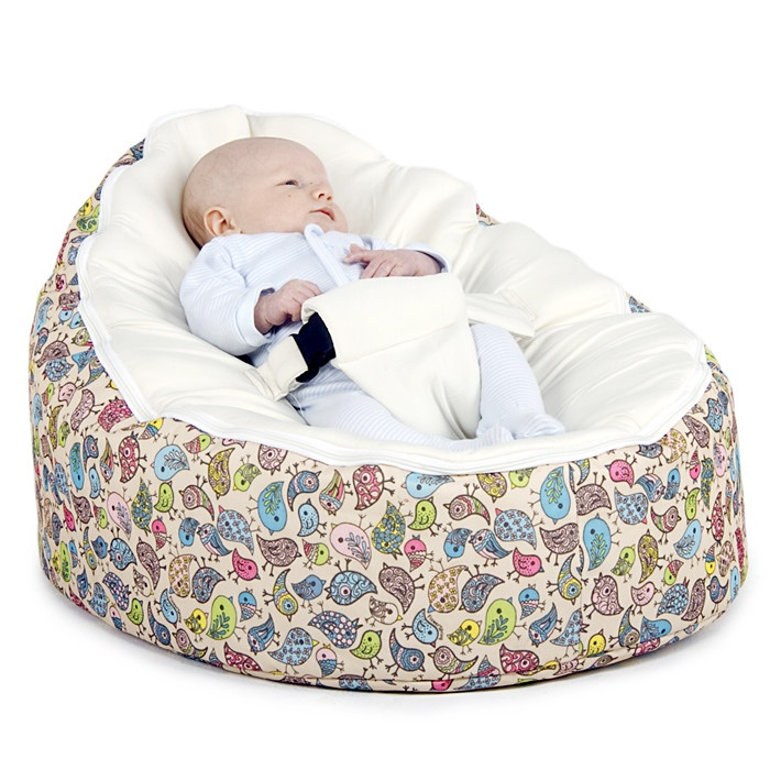 Fashion Baby Bean Bag Cosy Chair Snuggle Bed By PremiumSeo