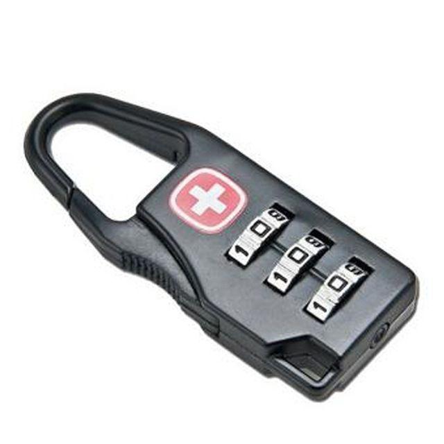 Combination Password Lock Bike Helmet Luggage Multi-function Lock Mini