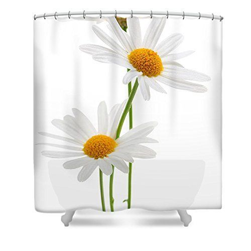 "Shower Curtain featuring ""Daisies On White Background"" by... https://www.amazon.ca/dp/B0742QPF5L/ref=cm_sw_r_pi_dp_x_GlDdAbSE78QB4"