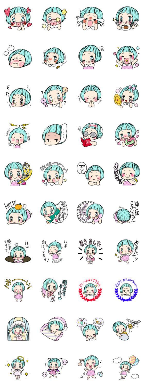 175 Best Images About Kawaii Sticker On Pinterest