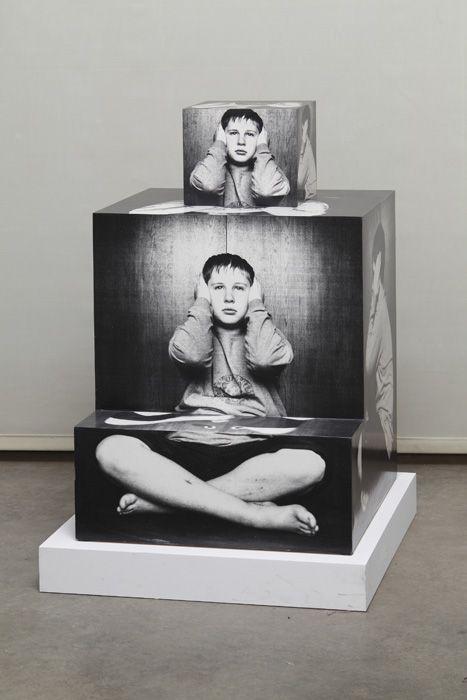 Darren Bader (via Andrew Kreps Gallery, NYC)