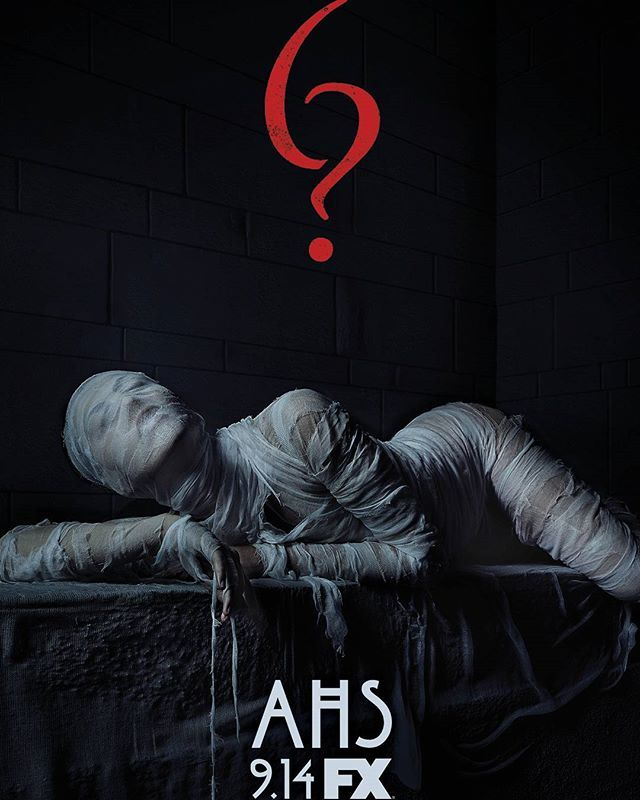 American Horror Story 6 // Wrap yourself tight. #AHSFX #AHS6…