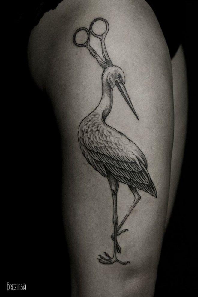 Nádherné surreální tetování od běloruské umělkyně. Tohle budete chtít taky! - Evropa 2