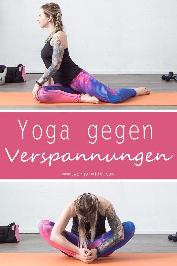12 effektive Faszien Yoga Übungen, die Verspannungen lösen – Anika Schlüwe