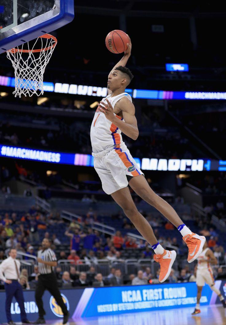 Florida Gators basketball-Devin Robinson-NCAA Tournament-Virginia