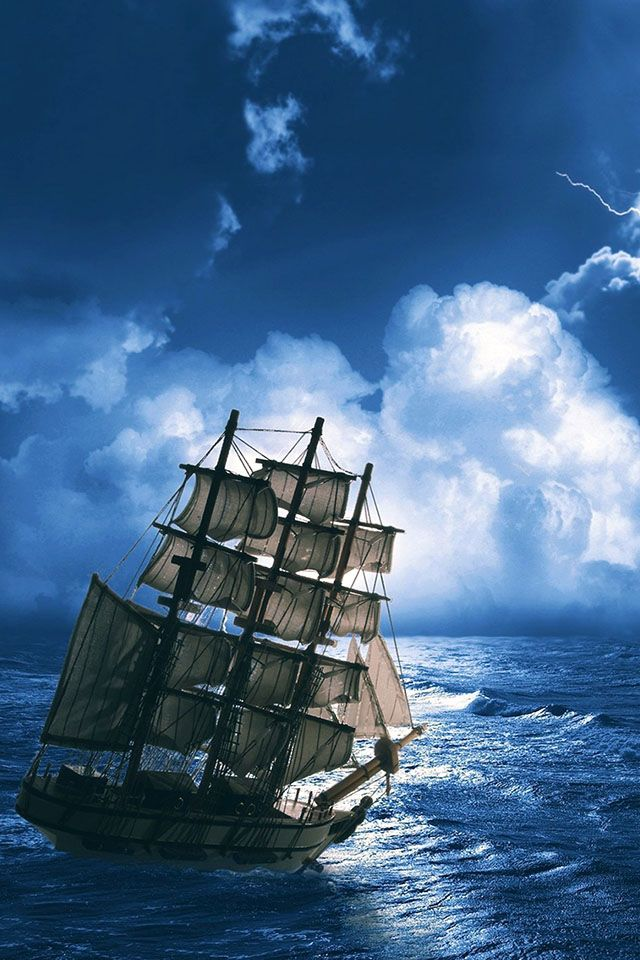 Pirate ship iphone wallpaper - photo#13