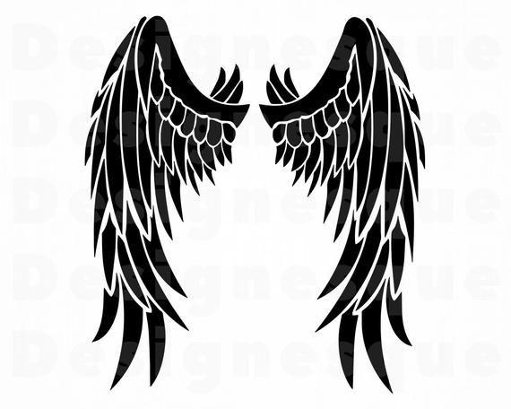 Pin On Wings Tattoo