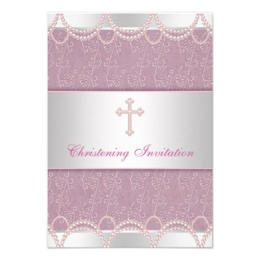 =>Sale on          	Pink Pearl Cross Baby Girl Baptism Christening Personalized Invites           	Pink Pearl Cross Baby Girl Baptism Christening Personalized Invites We have the best promotion for you and if you are interested in the related item or need more information reviews from the x cust...Cleck Hot Deals >>> http://www.zazzle.com/pink_pearl_cross_baby_girl_baptism_christening_invitation-161175586012642099?rf=238627982471231924&zbar=1&tc=terrest