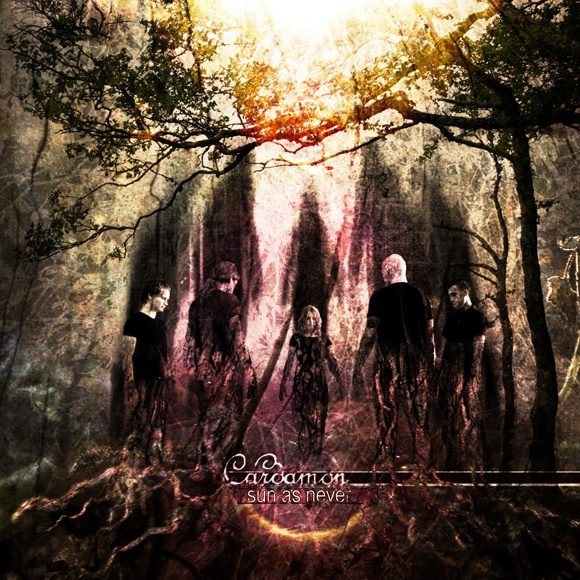 Cardamon Album Cover