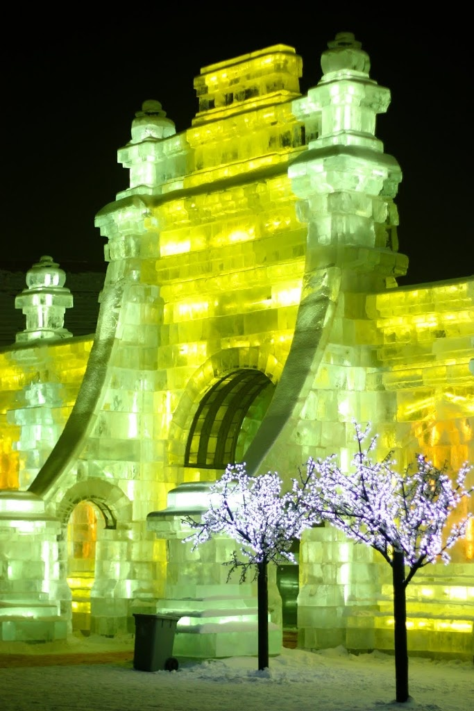 Ice and Snow Festival