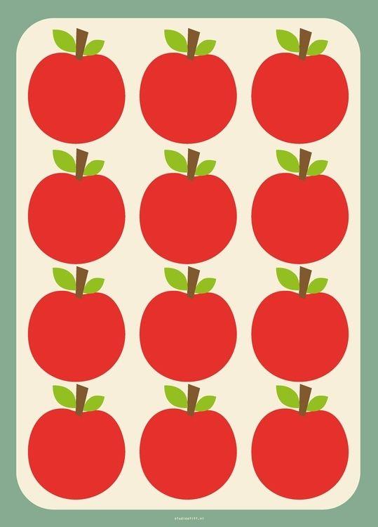 Lovely #retro #apple
