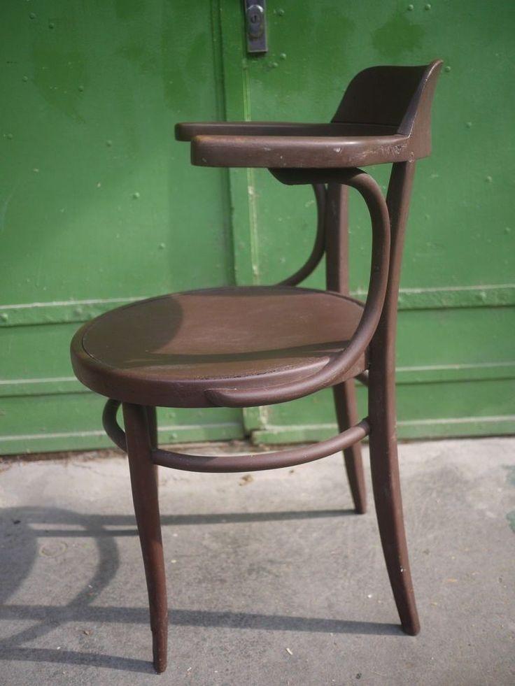 vtg retro antique like thonet chair j j kohn bentwood chair antiques bentwood chairs and chairs. Black Bedroom Furniture Sets. Home Design Ideas