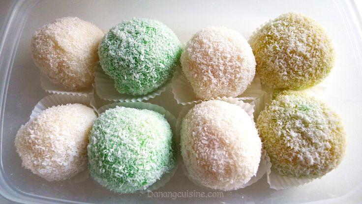 Vietnamese Bundt Cake