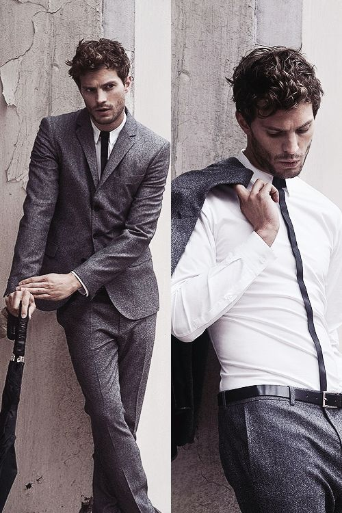 I'm Getting so excited for this #FiftyShadesOfGrey #ChristianGrey