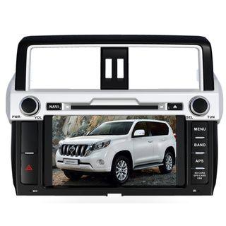 Toyota Prado 2014 Car GPS