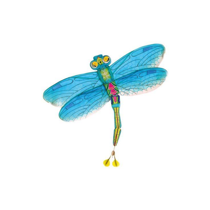 Petite Libellule bleue