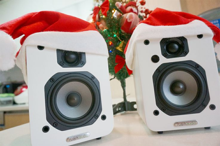 Merry Christmas with Ruark Audio