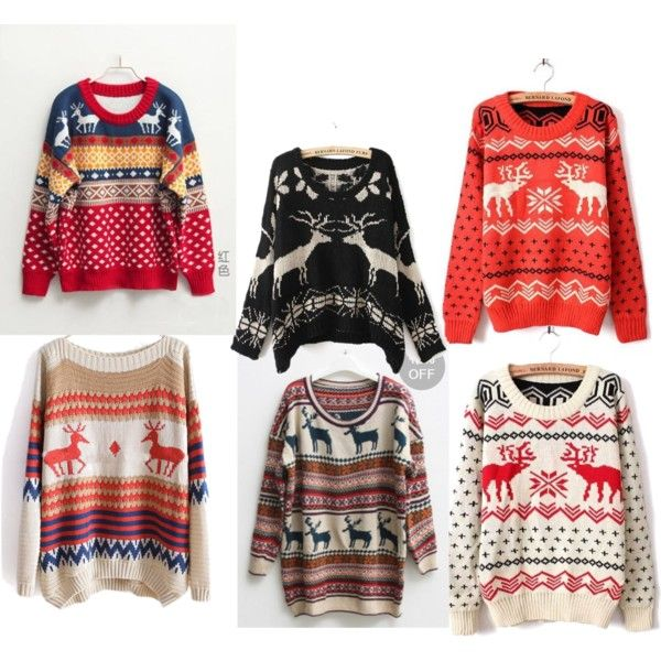 106 best Christmas time magic sweater fun Deluxe edition! images ...