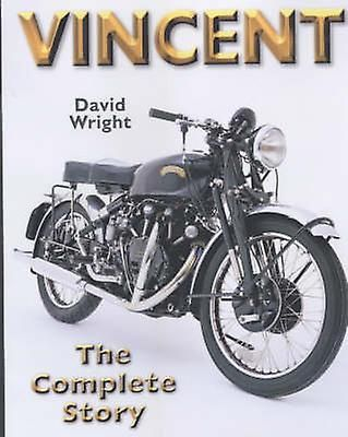 Vincent by David Wright | Fruugo