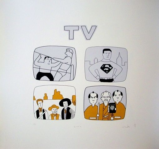 """Mizumaru Anzai × Makoto Wada """"TV"""""""