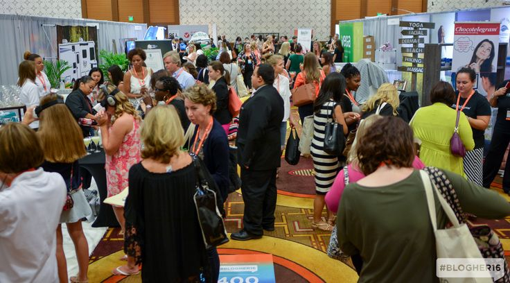 How To Connect With #BlogHer17 Sponsors In Orlando by Erin Groh