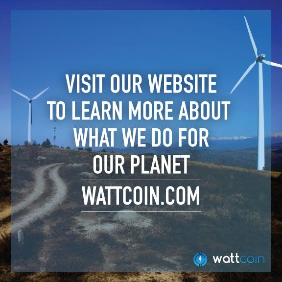 How Cool is #Wattcoin? Check Out our Website and See for Yourself!