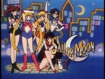Sailor Moon!  this takes me back to the good old days- I've been reading/watching/loving Sailor Moon at least since the age of seven! (I definitely prefer the manga over the anime though) The characters taught me self worth, inspired me to express my creativity, be unapologetic about my individuality, and gave me the desire to aim to become a dignified, intelligent woman =)