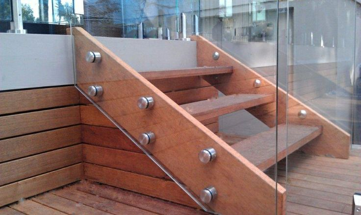 Boring Old Stairs Just Became Interesting With These Interior Stainless Steel Glass Railing