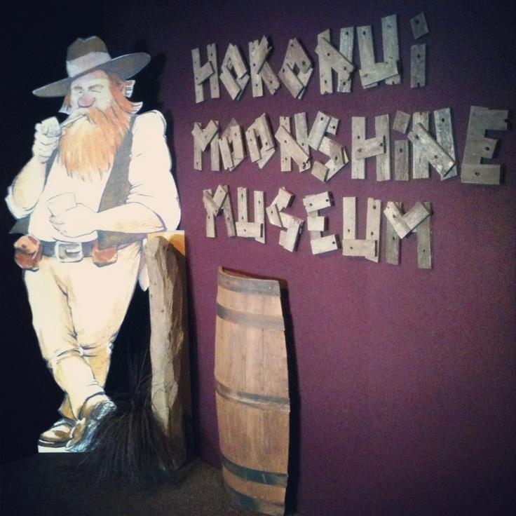 The Hokonui Moonshine Museum