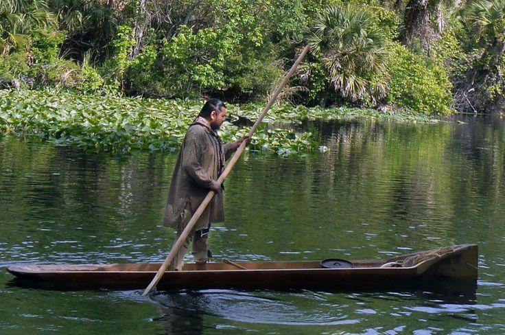Successful Seminole dugout canoe launch for Pedro Zepeda • The Seminole Tribune