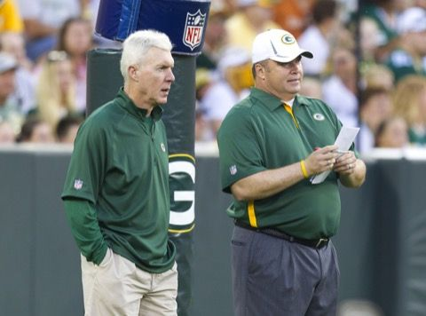 alexandra mike mccarthy. ted thompson defends not defending mike mccarthy -- green bay packers general manager alexandra mccarthy h