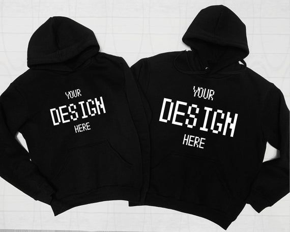 Download Download Free Blank Two Black Hoodies Mockup Fashion Styled Stock Photography Psd Free Psd M Free Packaging Mockup Mockup Free Psd Free Psd Mockups Templates