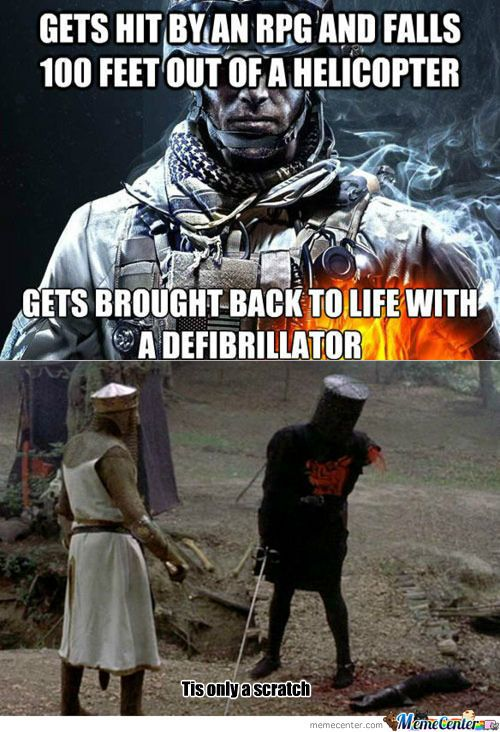 Battlefield 4.... every freaking time. :D | BattleFeild ...