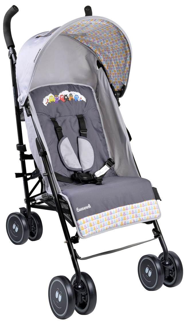La poussette canne Barbapapa de Babybus par Autour de bébé.