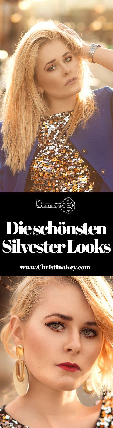 Outfit Inspiration für Damen - Die schönsten Silvester Looks zum Nachmachen! Jetzt entdecken auf CHRISTINA KEY - dem Fotografie, Blogger Tipps, Rezepte, Mode und DIY Blog aus Berlin, Deutschland