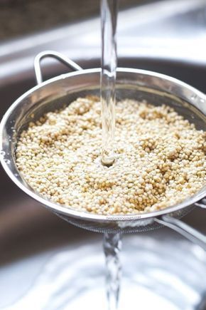 :) 8 recetas que no pensabas que podías hacer con quinoa | Más en https://lomejordelaweb.e