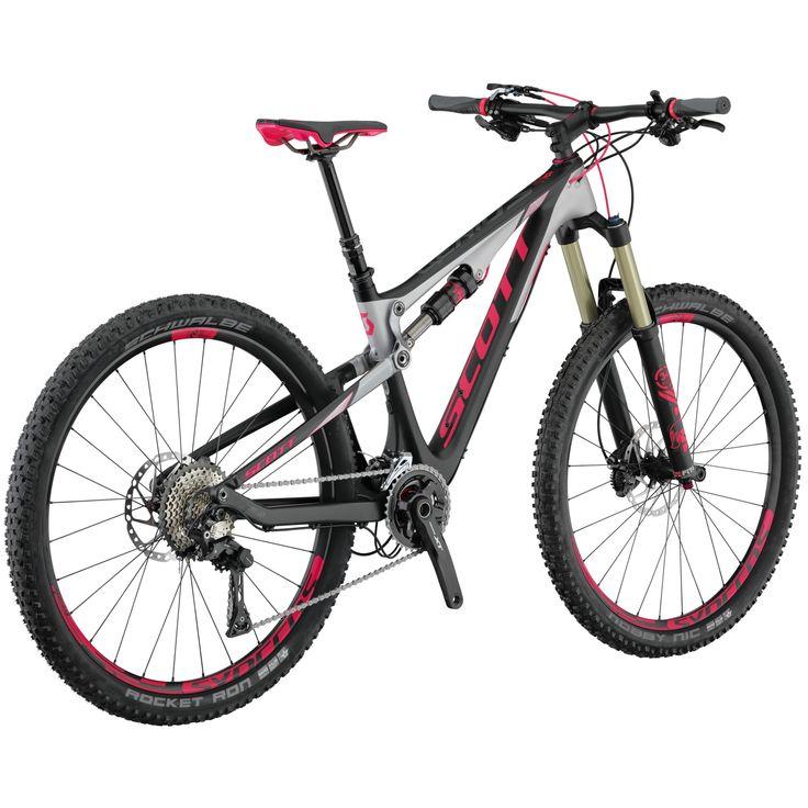 The SCOTT Contessa Genius 700 is the mtb choice for women biking enduro/all mountain terrain!