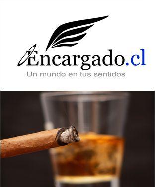 Ron 4 hielos y un Habano http://encargado.cl