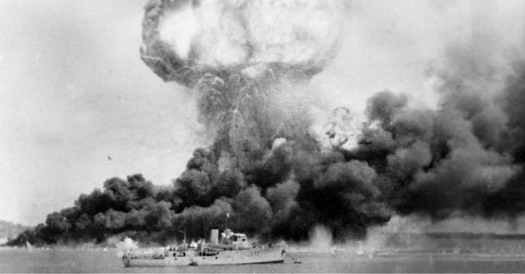 Australia's Pearl Harbor – The Bombing of Darwin By Hundreds of Japanse Aircraft